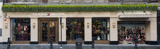 d93fb920f ... this is an exceptional store in terms of vision and application and Tommy  Hilfiger has provided the consumer with a multi-layered shopping  experience, ...