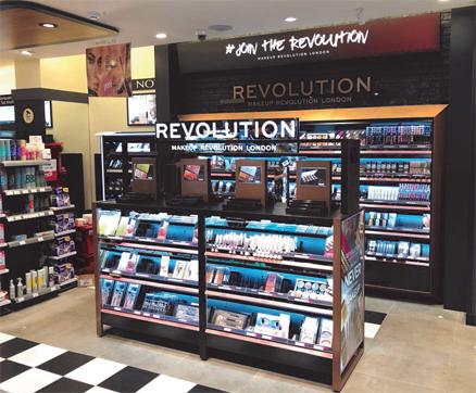 Revolution shop in shop extends to Turkey with help from arken POP 89dde36b005